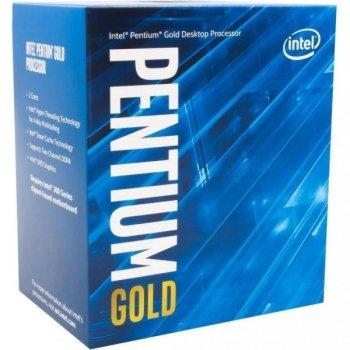 Процесор CPU Pentium DC G5600F 3.9 GHz/4MB/14nm/65W Coffee Lake-S (BX80684G5600F) s1151 BOX