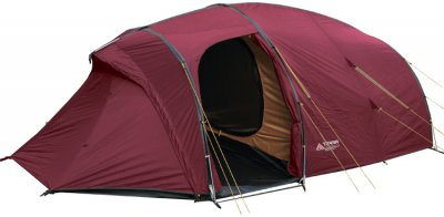 Палатка Terra Incognita Bravo 4 Alu Вишневый (4823081505976)