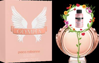 Женская парфюмерия PACO RABANNE OLYMPEA 50 МЛ (3349668568093)