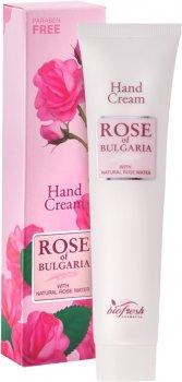 Крем для рук Biofresh Rose Of Bulgaria 75 мл (3800200962668)