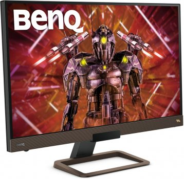 "Монітор 27"" BenQ EX2780Q Brown-Black (9H.LJ8LA.TBE)"