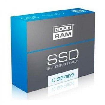 "Накопичувач SSD 60GB GOODRAM C50 2.5"" SATAIII MLC (SSDPR-C50-060)"