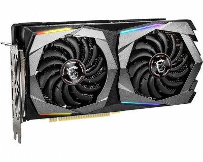 Відеокарта GF RTX 2060 Super 8GB GDDR6 Gaming X MSI (GeForce RTX 2060 SUPER GAMING X)