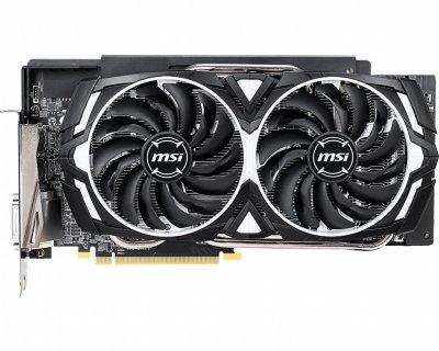 Відеокарта AMD Radeon RX 590 8GB GDDR5 Armor MSI OC (Radeon RX 590 ARMOR 8G OC)