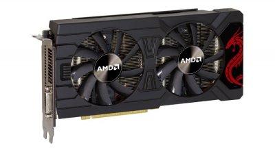 Відеокарта AMD Radeon RX 570 8GB GDDR5 PowerColor (AXRX 570 8GBD5-DM)