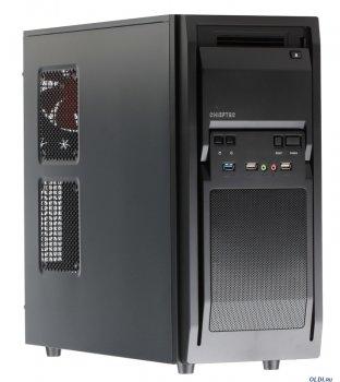 Корпус Chieftec Libra LF-02B-OP, Без БЖ, 1xUSB3.0, Black