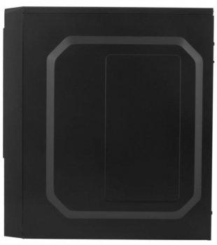Корпус Logicpower 2008-400W 12см, 2xUSB2.0, 1xUSB3.0, Black
