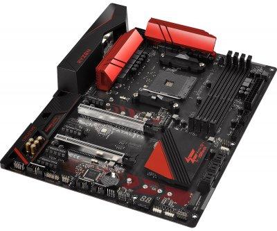 Материнська плата ASRock Fatal1ty X370 Gaming X Socket AM4