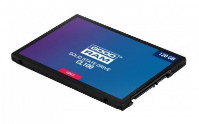 Накопитель GOODRAM CL100 SSD 2.5 120 GB (A52028)