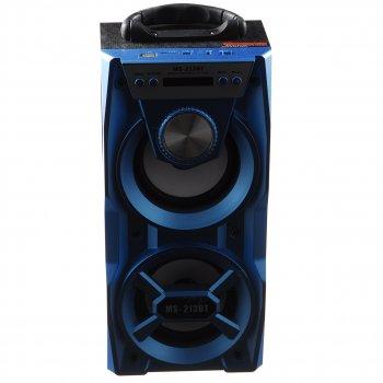 Акустическая система Speaker (MS-213 Bт) Голубой