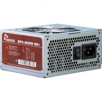Блок живлення для ПК Argus SFX 300 Вт (SFX-300W 82+)