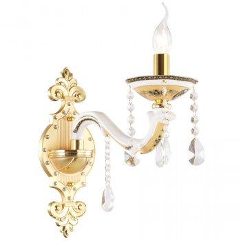 Бра Arte Lamp A6610AP-1GO Belveder