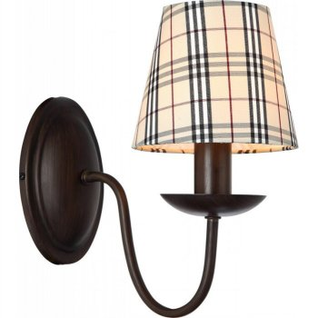 Бра Arte Lamp A3090AP-1CK Scotch