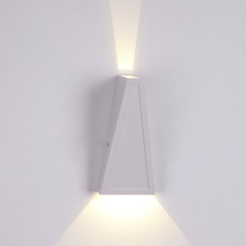 Бра Crystal lux CLT 225W WH CLT