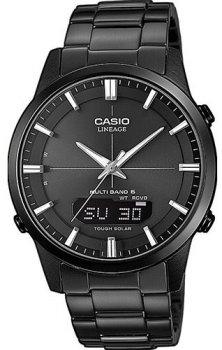 Чоловічі наручні годинники Casio LCW-M170DB-1AER