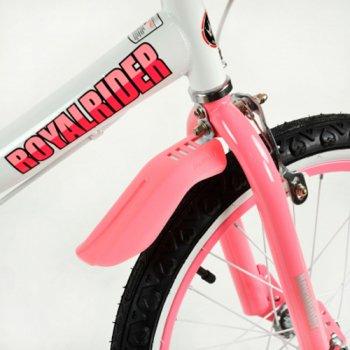 "Велосипед Royal Baby Jenny Girls16"" Official UA Белый (RB16G-4-WHT) (6954351400375)"
