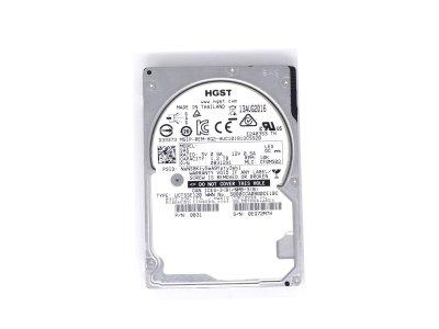 """Жорсткий диск 1.2 Tb HGST (2.5"""", 10 000 RPM, 128 Mb, SAS 3.0, 0B31859/HUC101812CS4204) Б/У"""