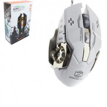 Мышь Игровая с RGB подсветкой Zornwee Z32 Белая (46430)