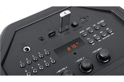 Акустична система REAL-EL X-757 Black