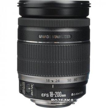 Canon EF-S 18-200mm f/3.5-5.6 IS Офіційна гарантія