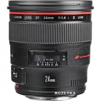 Canon EF 24mm f/1.4L II USM Офіційна гарантія