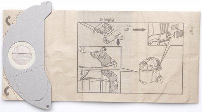 Паперові фільтр-мішки KARCHER для миючих пилососів (6.904-143.0)