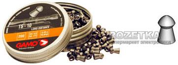 Свинцовые пули Gamo TS-10 0.68 г 200 шт (6321748)