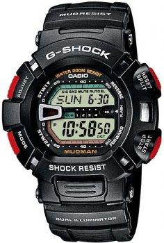 Чоловічий годинник CASIO G-9000-1VER