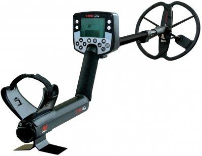 Металлоискатель Minelab E-Trac Standard + Целеуказатель Pro-Find 15 + Сумка для транспортировки