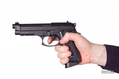 Пневматический пистолет AAKCMF150AZB (4713136150124)