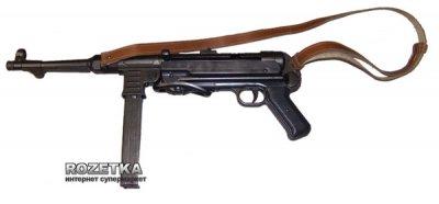 Макет автомата ERMA MP-40, з ременем (1111/С)