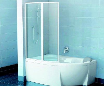 Ванна акриловая RAVAK ROSA II 160 CM21000000 левосторонняя
