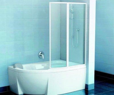 Ванна акриловая RAVAK ROSA II 150 CJ21000000 правосторонняя
