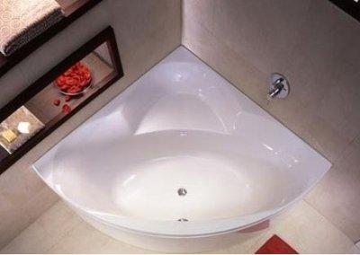 Ванна акриловая KOLO RELAX 150х150 (XWN3050000) + ножки SN8/SN7