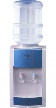 Кулер для воды FAMILY WBF-1000S голубой перламутр