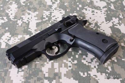 Пневматичний пістолет ASG CZ 75D Compact (23702522)