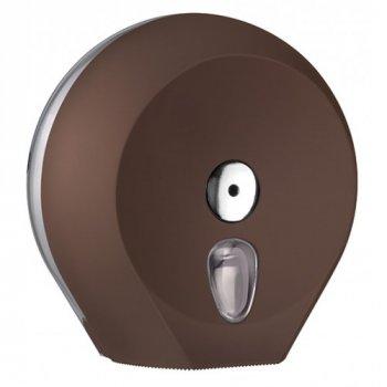 Тримач туалетного паперу MEDICLINICS Джамбо 756MA (коричневий)