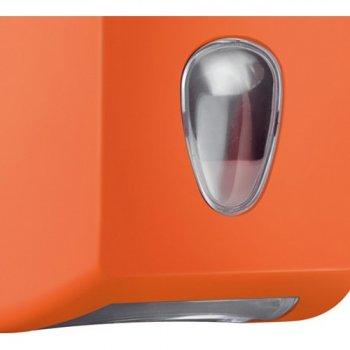 Тримач туалетного паперу MEDICLINICS 622AR (помаранчевий)