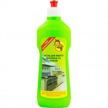 Засіб миючий для духовок та грилів Бджілка (bdg_00000446)