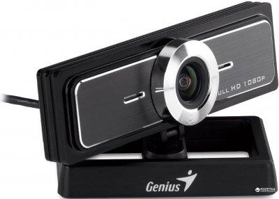 Genius WideCam F100 Full HD Black (32200213101)