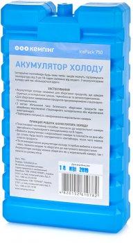 Акумулятор холоду IcePack 750 1 шт (4820152610782)