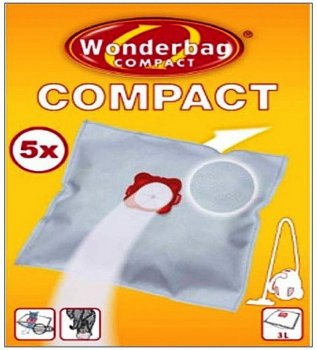 Набір пилозбірників ROWENTA Wonderbag Compact WB305140