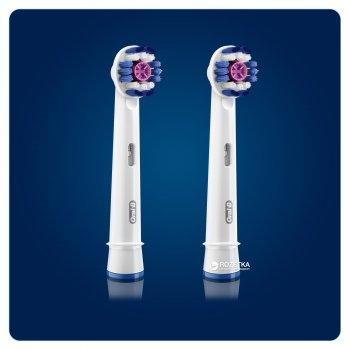 Насадка до електричної зубної щітки ORAL-B BRAUN 3D WHITE (4210201757757)