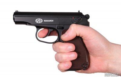 Пневматичний пістолет SAS Makarov (23701430)