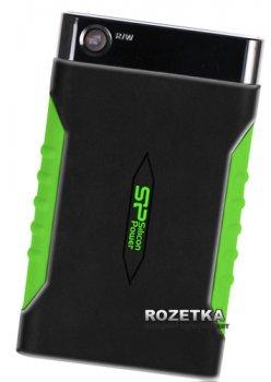 Жорсткий диск Silicon Power Armor A15 1TB SP010TBPHDA15S3K 2.5 USB 3.0 External Black