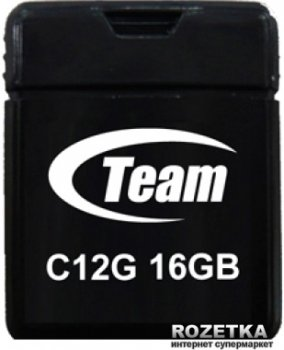 Team C12G 16Gb Black (TC12G16GB01)