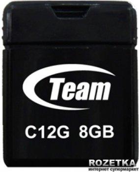 Team C12G 8Gb Black (TC12G8GB01)