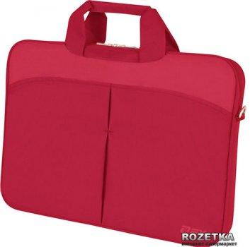 Сумка для ноутбука D-Lex 15.6'' Red (LX-050R-RD)