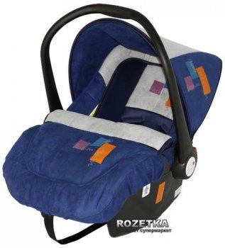 Автокрісло Bertoni (Lorelli) Lifesaver Blue (LIFESAVER-blue)