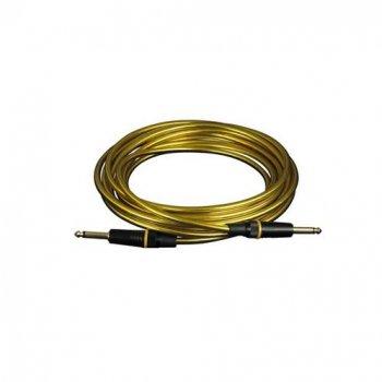 Інструментальний кабель (готовий) RockCable 30205 D7 Gold 5 м (RCL30205D7 Gold)